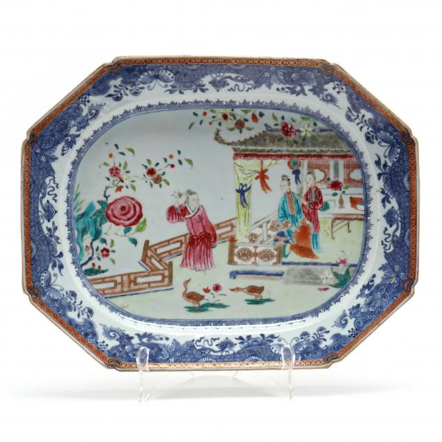 a-chinese-export-porcelain-nanking-meat-platter