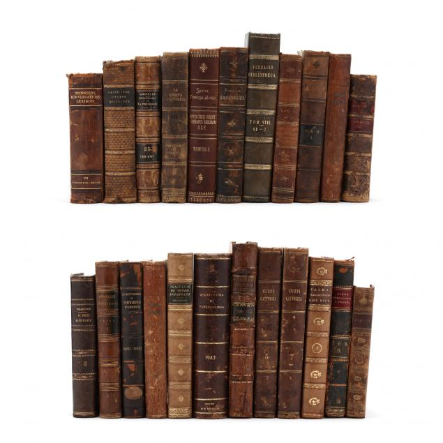 23-leatherbound-continental-books