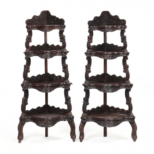 a-rare-pair-of-anglo-indian-carved-corner-shelves