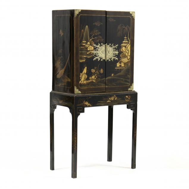 an-english-chinoiserie-cabinet-on-stand