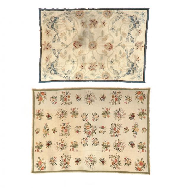two-flat-weave-wool-rugs