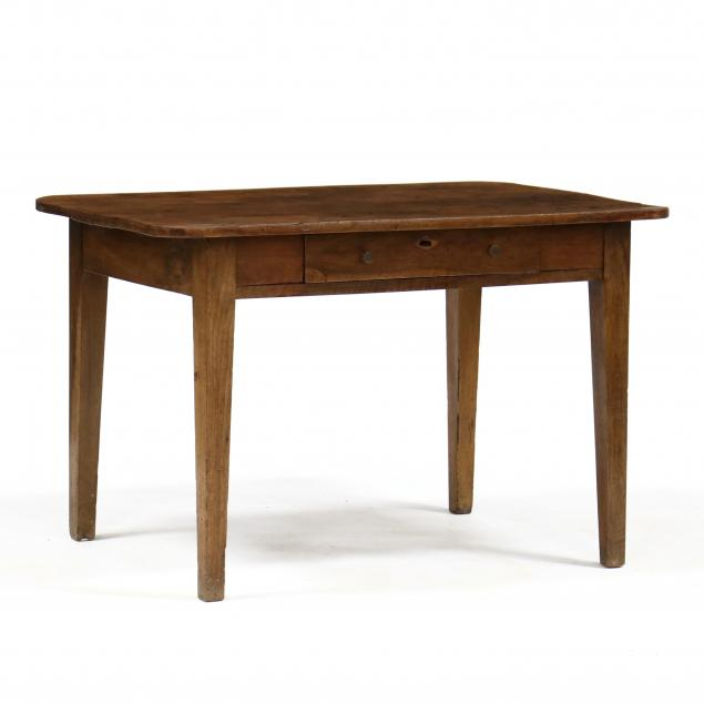 antique-continental-walnut-one-drawer-work-table