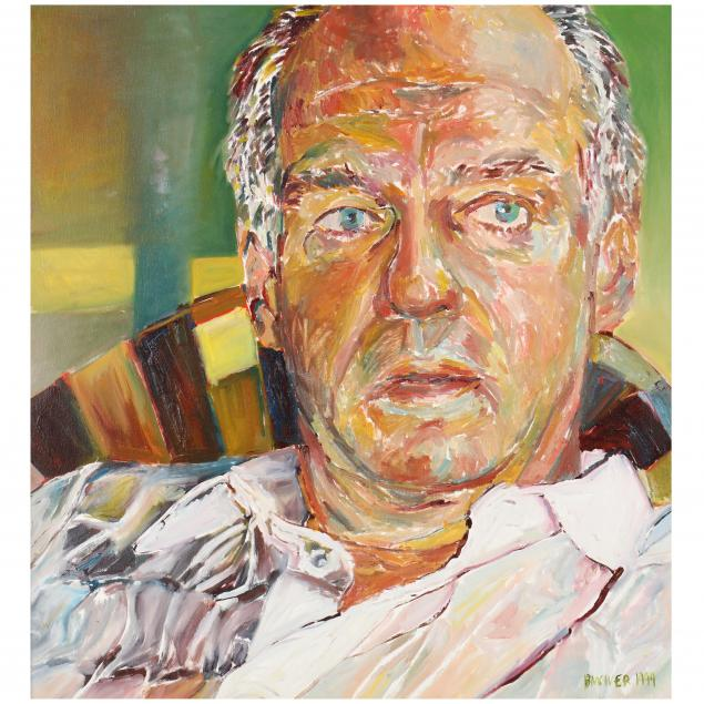 beverly-mciver-american-b-1962-portrait-of-joe-rowand