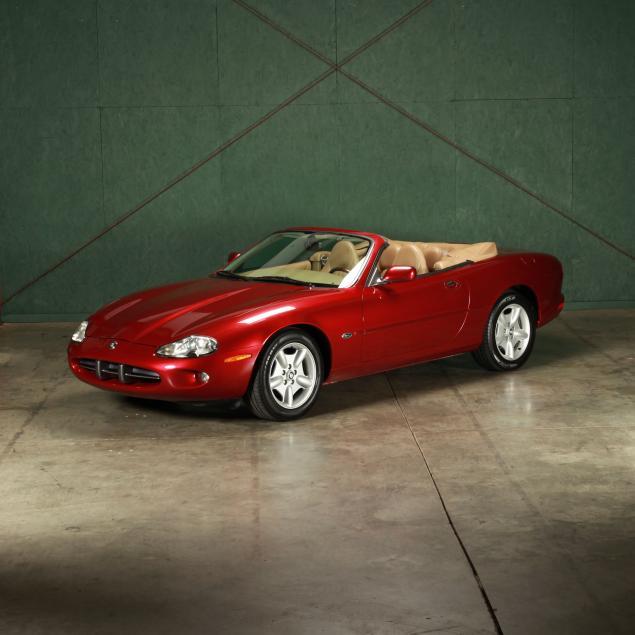 one-owner-1997-jaguar-xk8-convertible