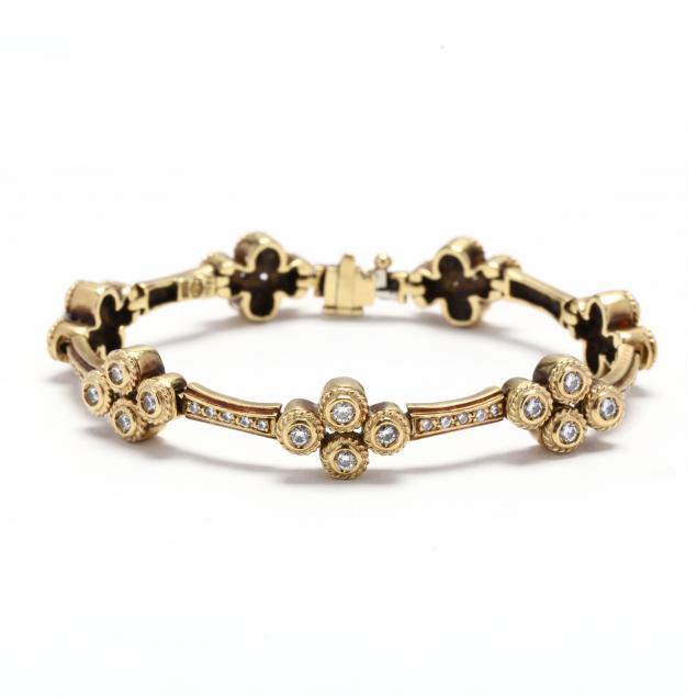 18kt-gold-and-diamond-bracelet-doris-panos
