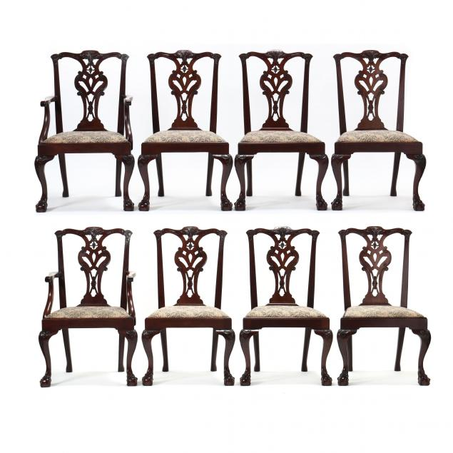 set-of-eight-antique-english-chippendale-style-mahogany-dining-chairs