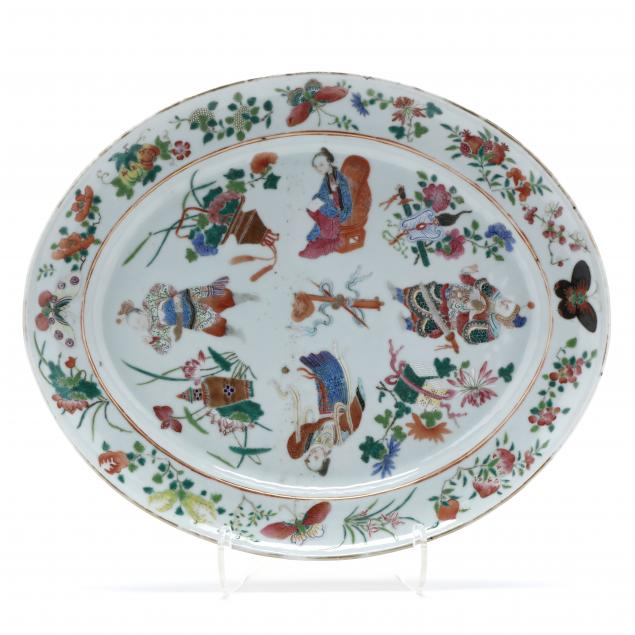 a-chinese-export-famille-rose-oval-platter-with-figures