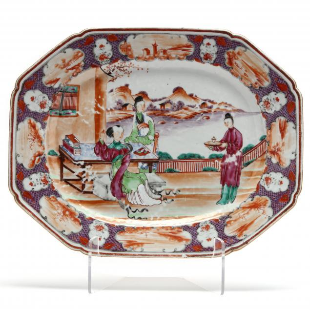 a-chinese-export-porcelain-rose-mandarin-platter