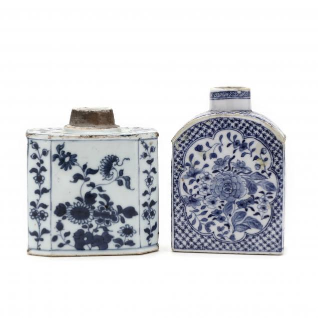 two-chinese-blue-and-white-export-porcelain-tea-caddies