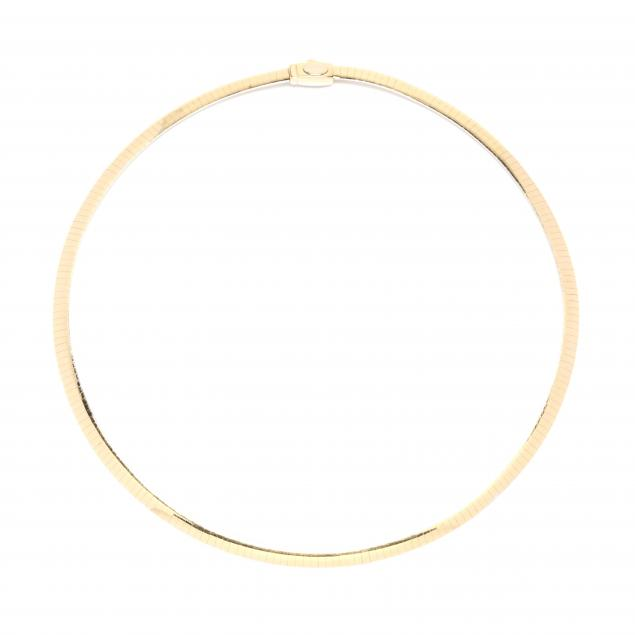 bi-color-gold-reversible-omega-necklace-italy