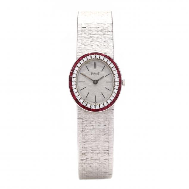 lady-s-18kt-white-gold-and-gem-set-dress-watch-piaget