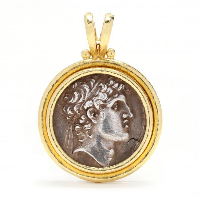 19kt-gold-and-ancient-coin-pendant-elizabeth-locke