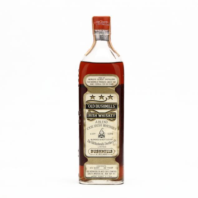 old-bushmills-irish-whiskey