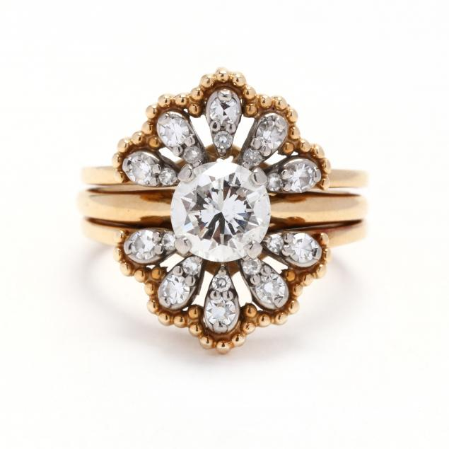 18kt-gold-and-diamond-ring-and-jacket