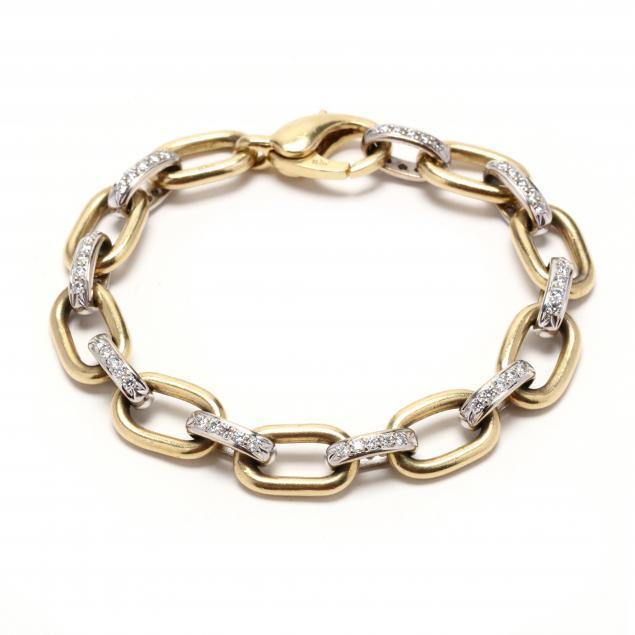 18kt-bi-color-gold-and-diamond-bracelet