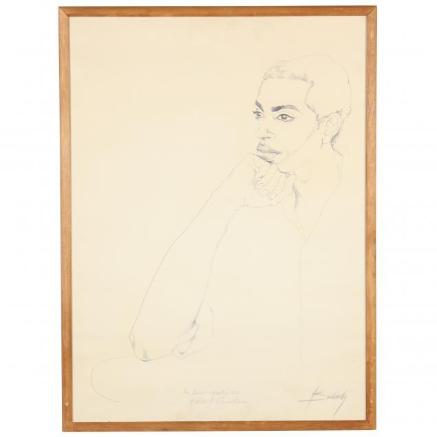 don-bachardy-american-b-1934-portrait-of-robert-christian