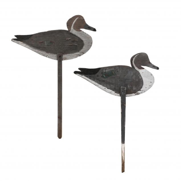 pintail-pair-of-flatties-ocracoke