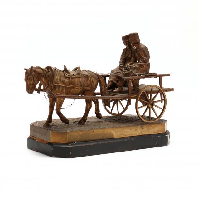 albert-moritz-wolff-german-1852-1923-the-cossack-lovers