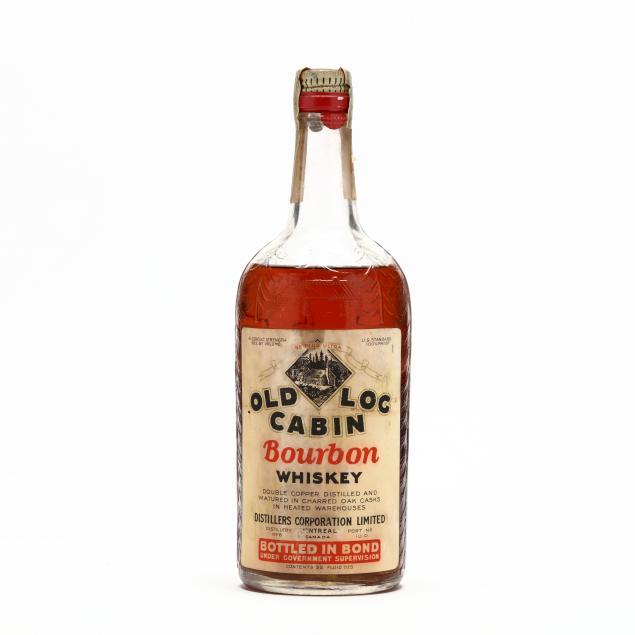 old-log-cabin-bourbon-whiskey