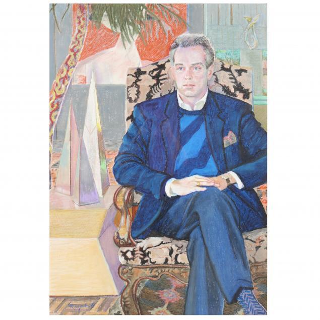 seated-portrait-of-joe-rowand-signed-rogers