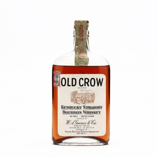 old-crow-bourbon-whiskey