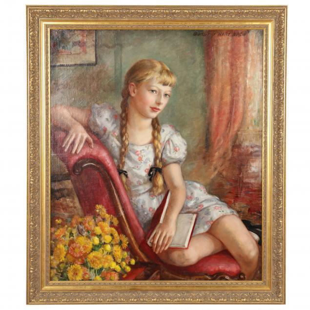 dorothy-hart-drew-american-1910-1994-portrait-of-sonia-grace