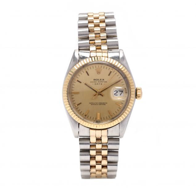 gent-s-two-tone-oyster-perpetual-date-watch-rolex