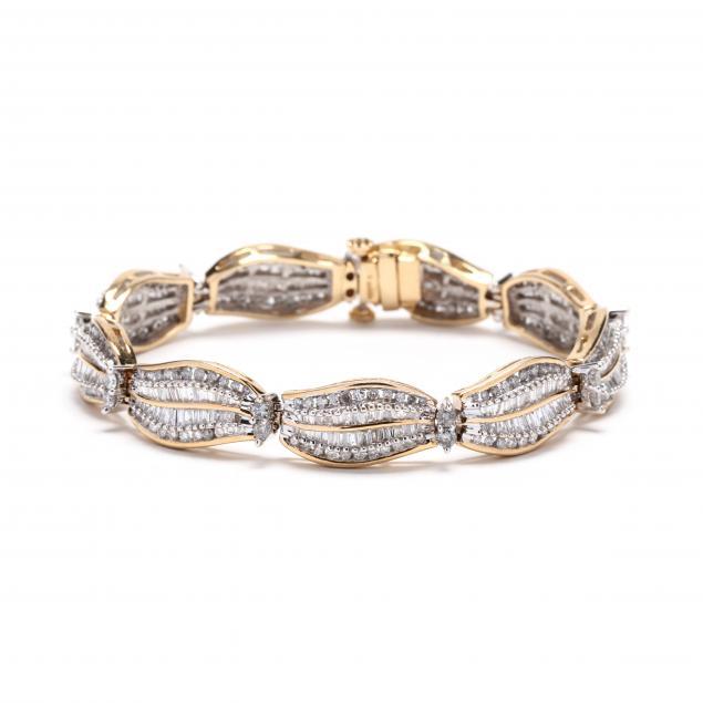 bi-color-gold-and-diamond-bracelet