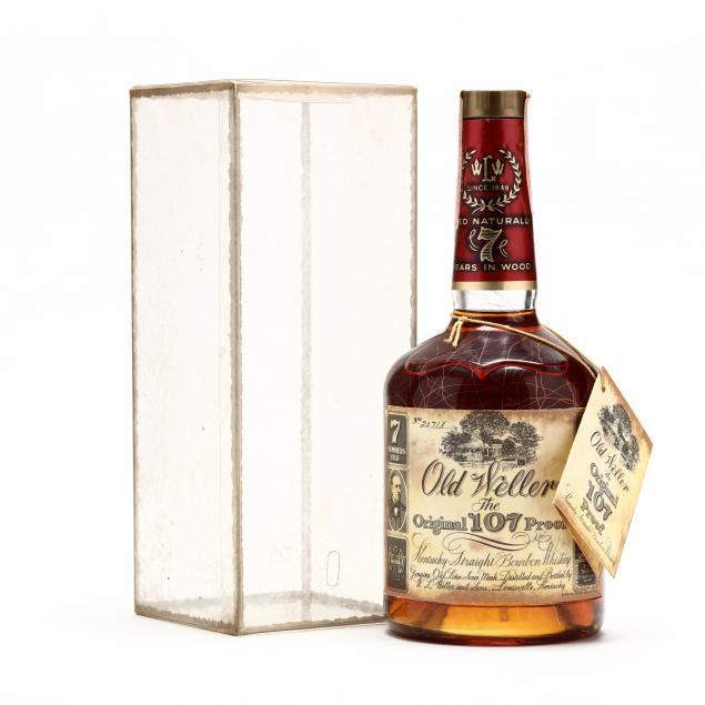 old-weller-original-107-barrel-proof-bourbon