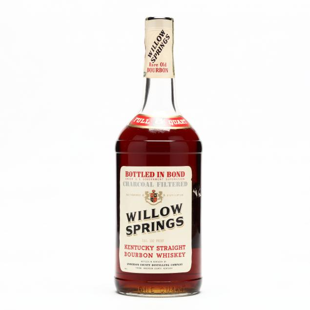 willow-springs-rare-old-bourbon-whiskey