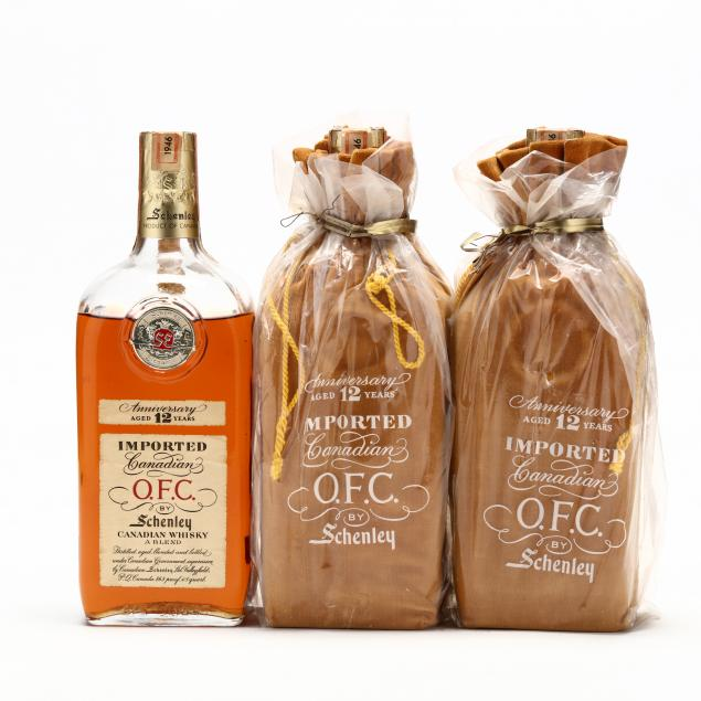 schenley-o-f-c-canadian-whisky