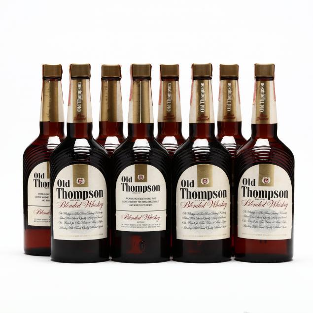 old-thompson-blended-whiskey