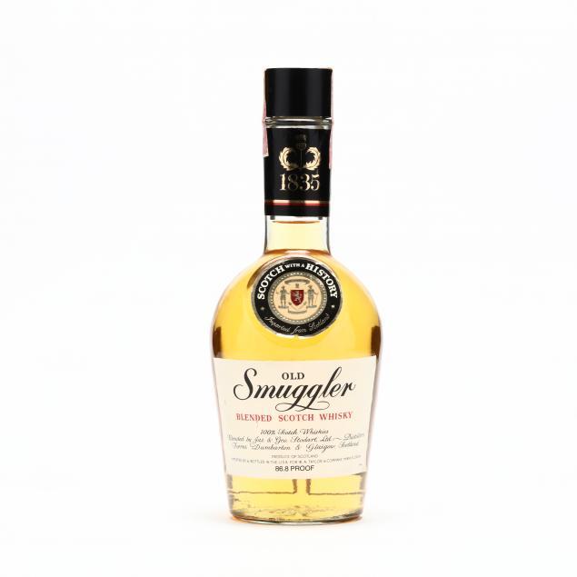 old-smuggler-blended-scotch-whisky