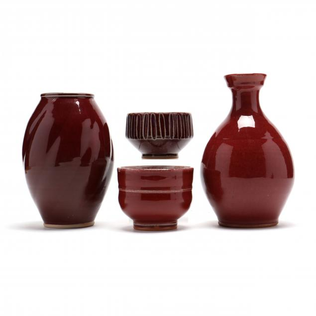 ben-owen-iii-nc-four-pottery-vessels