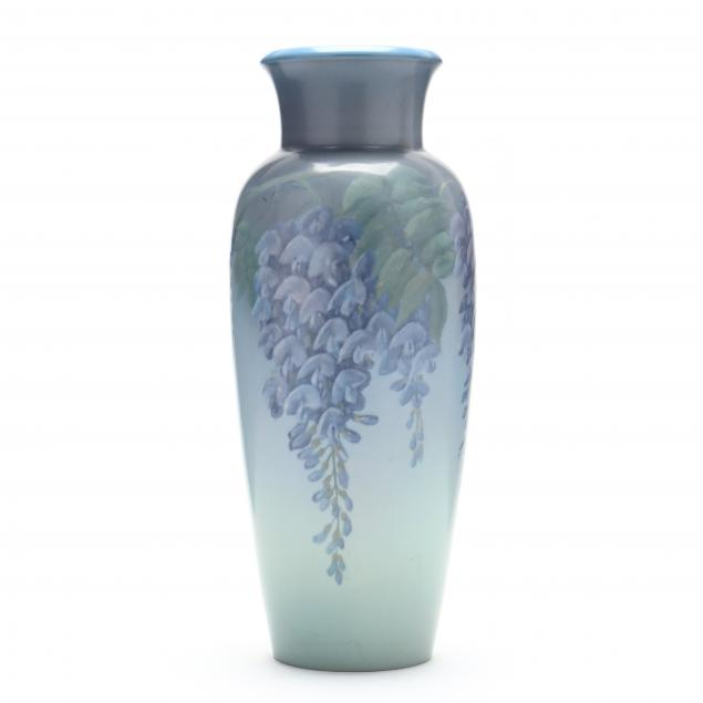 tall-rookwood-wisteria-vase-ed-diers