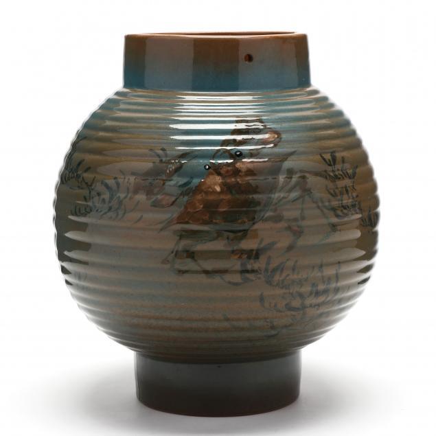 rookwood-pottery-kerosene-lamp-1884