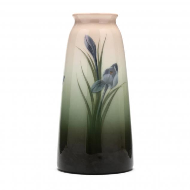 rookwood-iris-glaze-vase-1658d