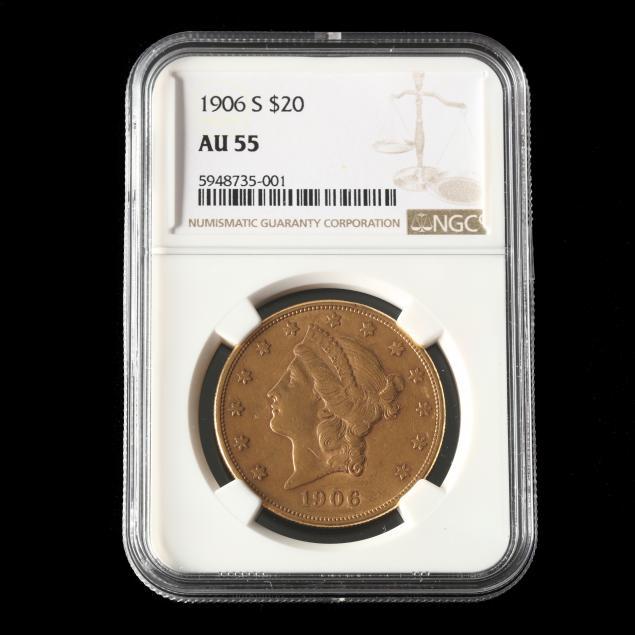 1906-s-20-liberty-head-gold-double-eagle-ngc-au-55