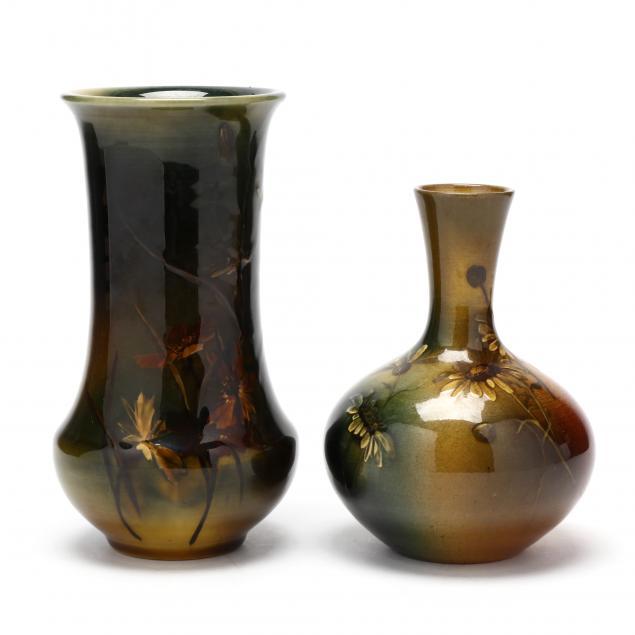 two-rookwood-standard-glaze-vases