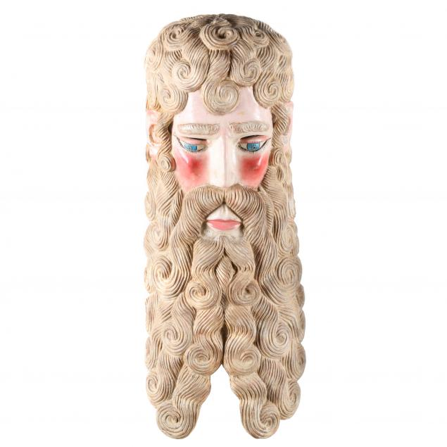 large-blonde-bearded-mexican-dance-mask
