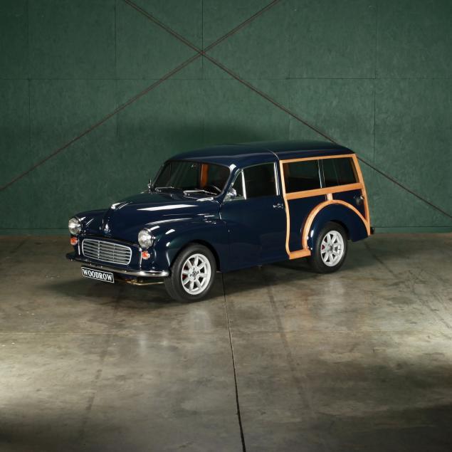 1964-morris-minor-1000-traveler-woody-wagon