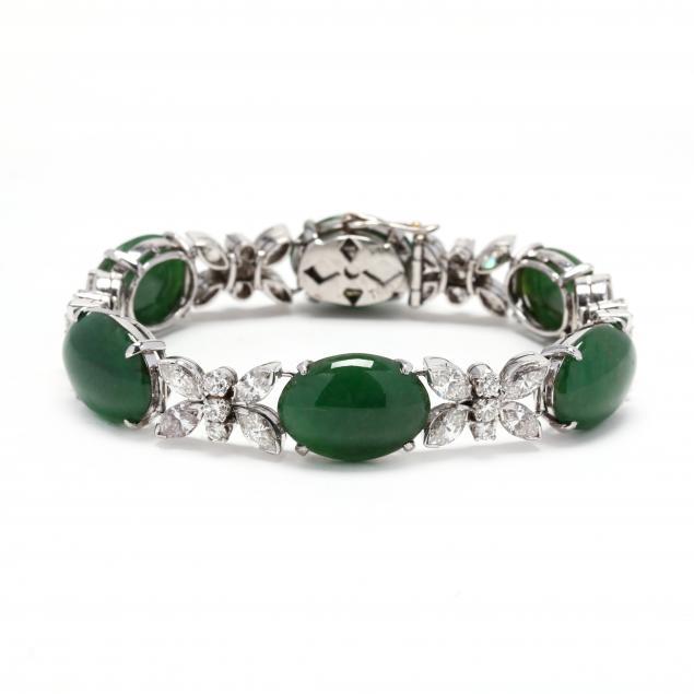 platinum-jadeite-and-diamond-bracelet-trio