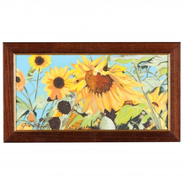 nancy-gillespie-nc-sunflowers