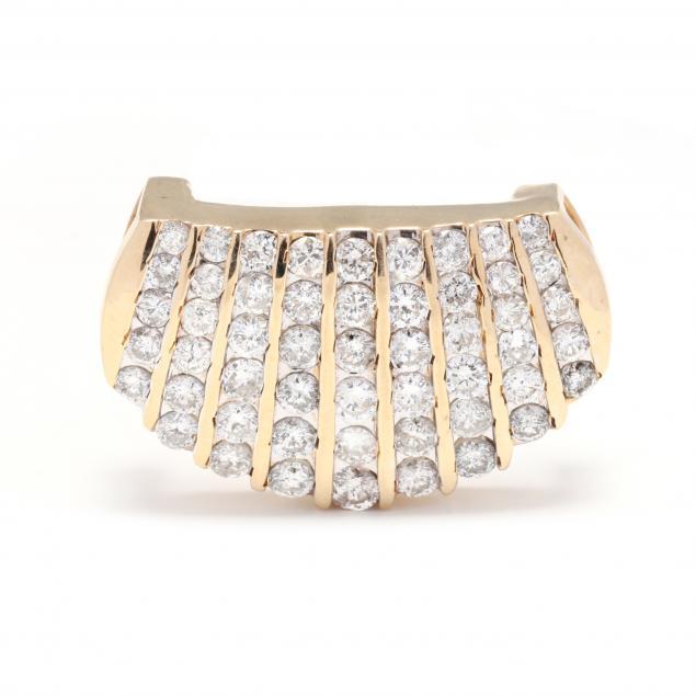 gold-and-diamond-slide