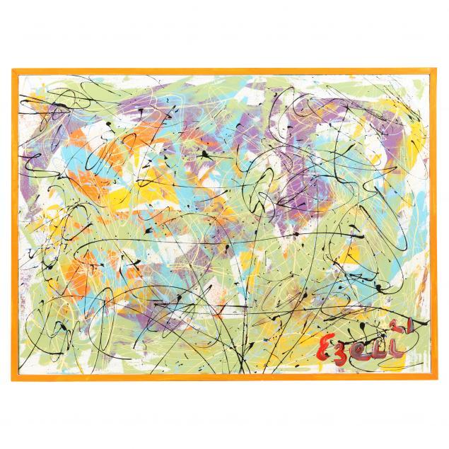 sam-ezell-nc-abstract-drip-painting