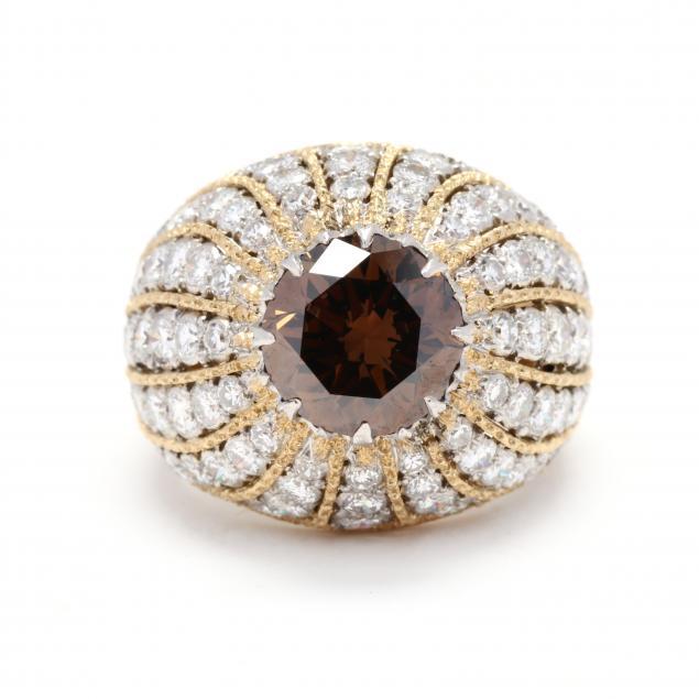 gold-and-color-diamond-ring-buccellati