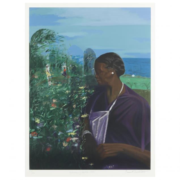 ernest-crichlow-american-1914-2005-i-reflections-of-another-time-i