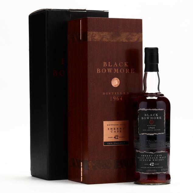 bowmore-black-scotch-whisky-vintage-1964