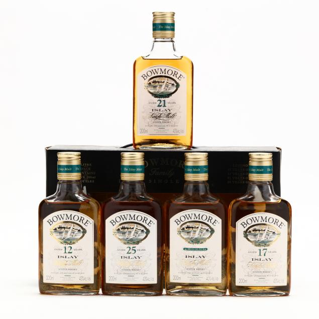 bowmore-family-scotch-whisky-in-presentation-box