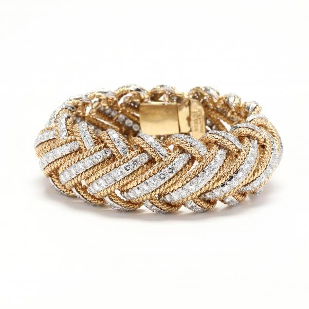 18kt-gold-platinum-and-diamond-bracelet-david-webb